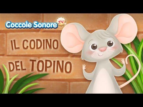 Il Codino del Topino - Canzoni per bambini di Coccole Sonore
