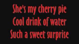 Warrant - Cherry Pie with lyrics