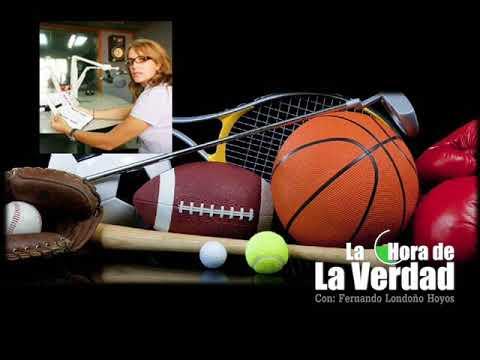 En La Hora de la Verdad, los deportes con la Tata Castro. Jueves 14 de Diciembre/17