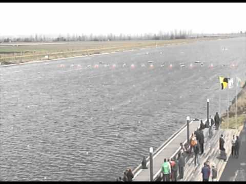 Nelo - NWC 2012 | K1 Senior Women FInal