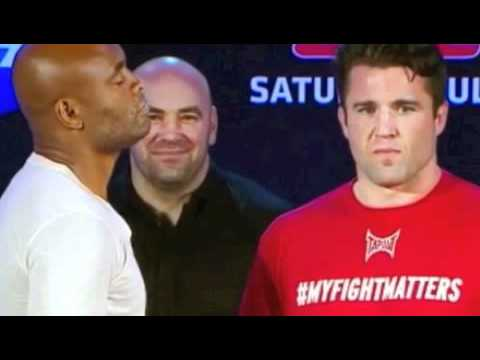 UFC 148: Silva vs Sonnen 2 Media Conference Call (Audio)