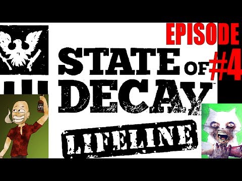 State Of Decay Lifeline   Season 1 Episode 04   Best Outpost Setup & Epic 3rd Siege Strategies!