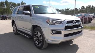 2019 Toyota 4Runner Limited Stock # 620405