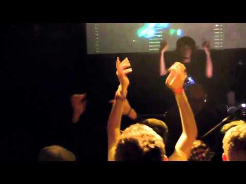 USK & EDDIE (KPLECRAFT) - SQUARE SOUNDS TOKYO 2014