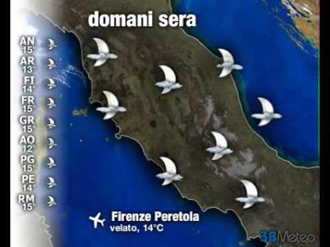Meteo ITALIA del 28/04/2013