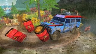 Offroad Jeep Revolution Hill Driving Game #Android GamePlay FHD #Car Games To Play #Games Download