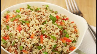 Quinoa Upma | Healthy Recipe | Desi Diet | Dr. Snehal Adsule | Lockdown Recipe | Indian Food