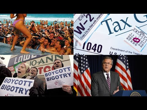 Full Episode - Boycotts, Jeb 4 Prez?,