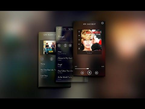 Красивый Плеер Для Android