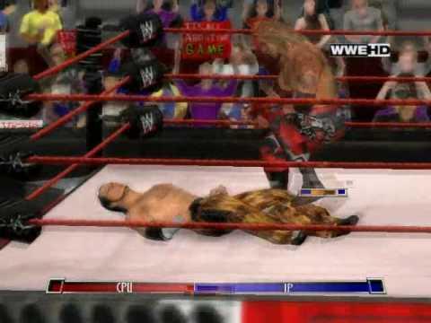 wwe raw ultimate impact 2010
