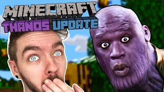 We Found THANOS In minecraft!