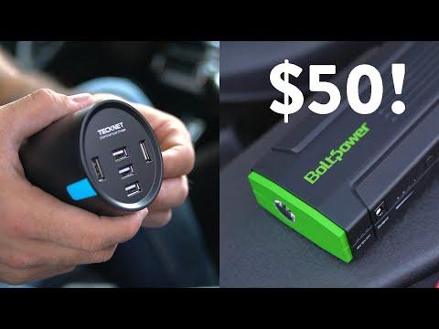 Epic Tech Under $50 - August 2016!