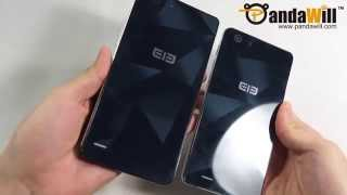 First look Elephone S2 & Elephone S2 Plus with 4G Android 5.1—Hands on