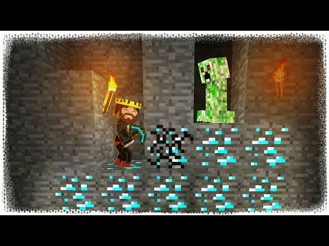 DİAMOND MADENİ Minecraft ZoR MoD #14