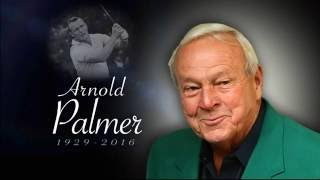 Michael Kay on the passing of Jose Fernandez and Arnold Palmer
