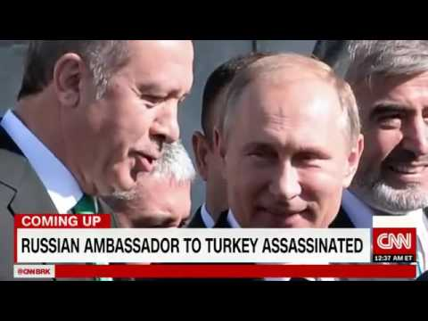 Allahu Akbar Do Not Forget Aleppo Assassination Turkey Russia Trump Putin Responds LIVE NEWS