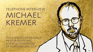 "Michael Kremer: ""A lot of people go into economics because they care about poverty."""