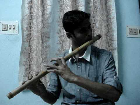 piya basanti re - flute cover by utkarsh chitale