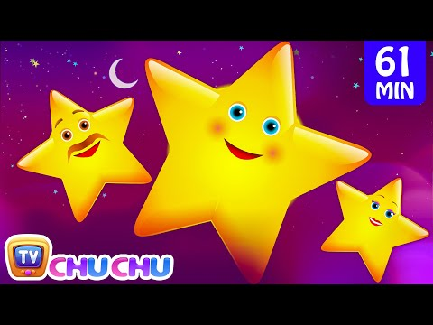 Twinkle Twinkle Little Star And Many More Videos | Popular Nursery Rhymes Collection By Chuchu Tv video