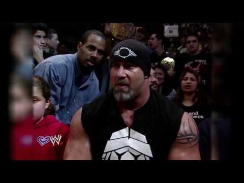 Wwe 2k14: Goldberg Vs Brock Lesnar - 30 Years Of Wrestlemania Part 27 video