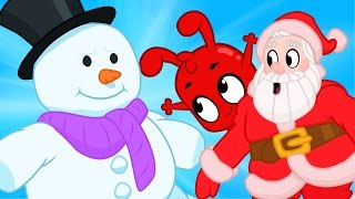 Christmas for Kids With Morphle and Magic Snowmen! Santa Cartoons for Kids