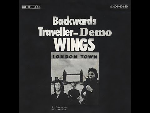 Paul McCartney - Backwards Traveler