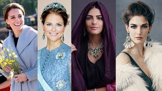 The 40 Most Beautiful Royal Women On The Planet