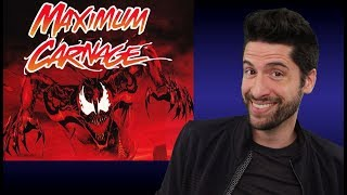 Venom Sequel With Carnage (My Thoughts)