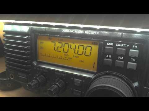 Sudan Radio 7204kHz, 16:25 UTC