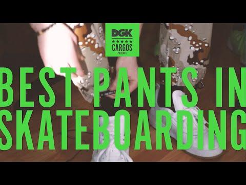 DGK - The Best Pants in Skateboarding