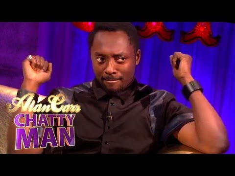 Will.I.Am Shows Off His Smart Watch - Alan Carr: Chatty Man