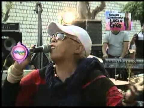 Barbaro Fines y su Mayimbe en el reality de Lucía de la Cruz
