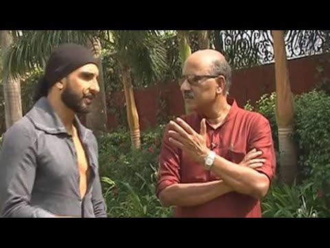 Walk The Talk with Bollywood actor Ranveer Singh
