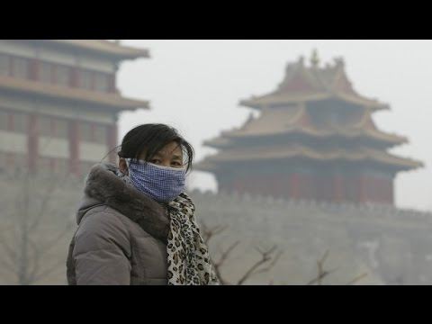 Air Pollution Kills Thousands Every Day In China
