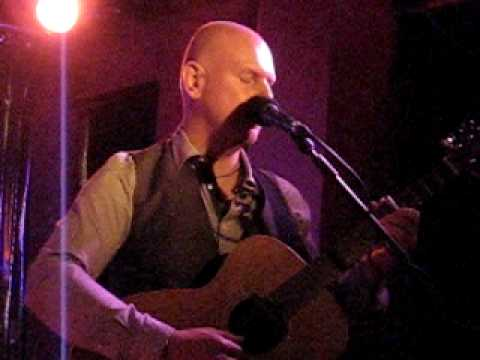 Philip Selway &quot; Running Blind &quot; - Torino 27-03-2010