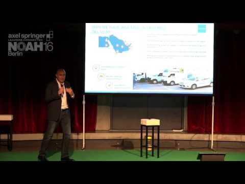 E-Commerce in Emerging Markets: Leading innovation - Axel Springer NOAH16 Berlin