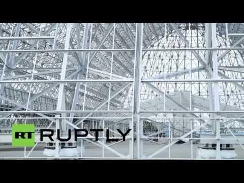 USA: Google spends $1.1 billion on NASA hangar to develop ROBOTS