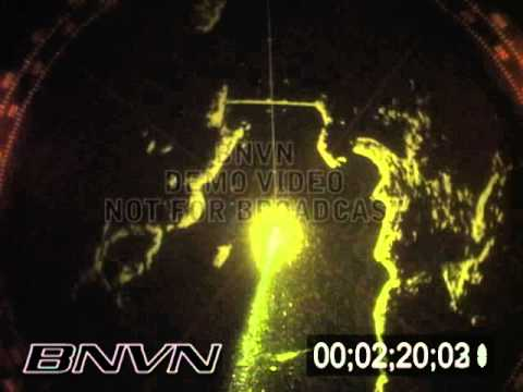 Lightning and thunder storms while at Sea Stock Footage