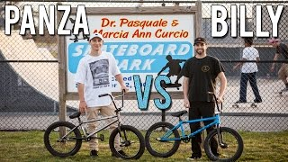 ANTHONY PANZA VS BILLY PERRY GAME OF BIKE (2017)