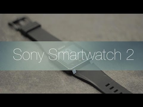 Sony Smartwatch 2. Review en Español