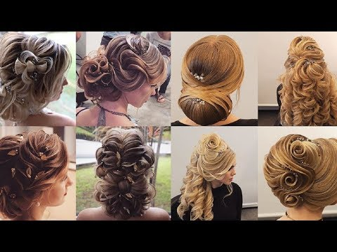 ᔕᕼᗩᗰᑌᖇᗩTOᐯ ᖴᗩᖇᖇᑌKᕼ Colorfull hairstyle Tutorial Compilation - DIY 1st