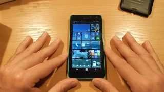 Lumia 535 итоговый обзор