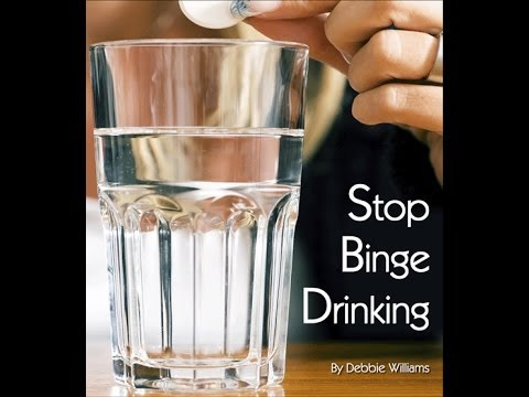0 Stop Binge Drinking help cure alcohol abuse overcome the binge
