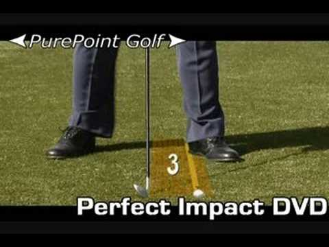 Perfect Golf Impact