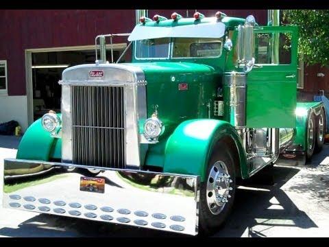 1949 Peterbilt Show Truck Finished