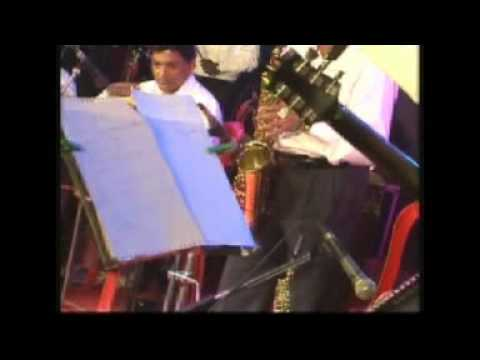 singer Arjun - tribute to R.D. burman yeh zamin gaa rahi hai