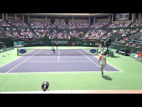 Stefan Kozlov - BNP Paribas Open First Round Qualifier (vs. Sam Groth)