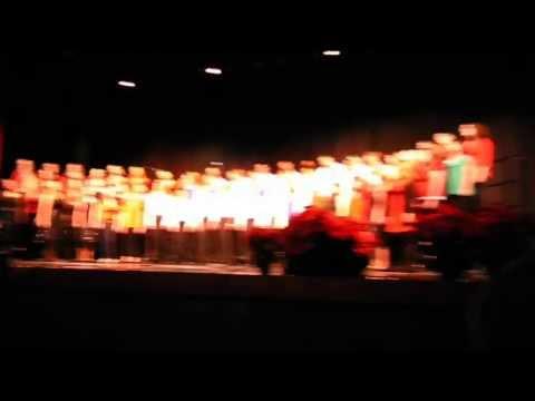 Maumee High School Mixed Choir Christmas Concert