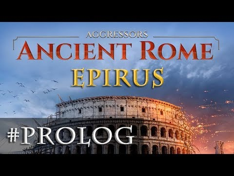 Let's Play Aggressors Ancient Rome: Prolog - Die antike Mittelmeerwelt um 280 v.Chr. (Epirus)