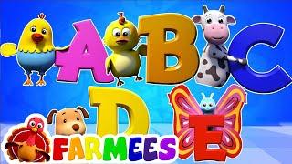 música do alfabeto para crianças   crianças músicas portuguesas   ABC Song   Preschool Songs